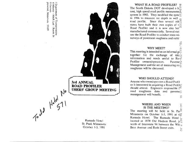 RPUG 1991 Announcement_Page_1_mod